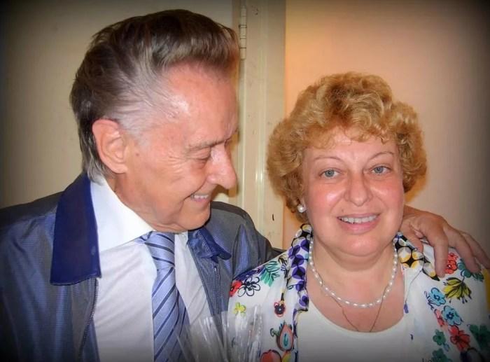 Андрей Дементьев и Анна Пугач. / Фото: www.yandex.net