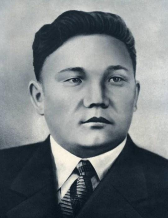 Юмжагийн Цэдэнбал. / Фото: www.irkipedia.ru