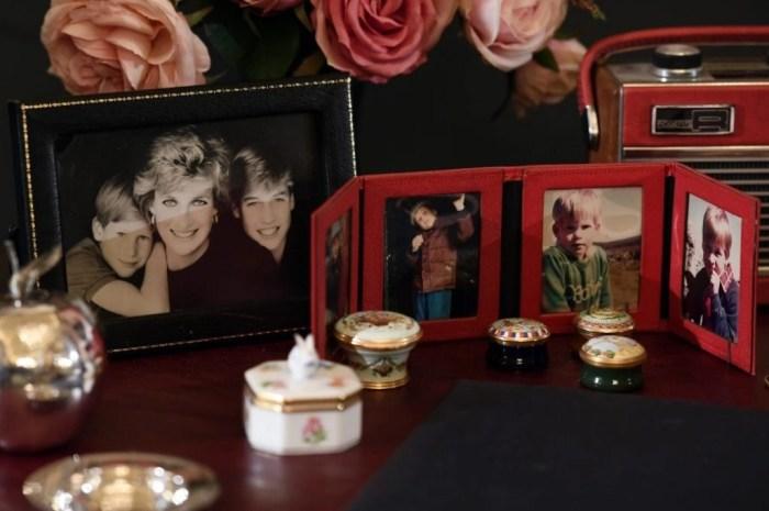 Принц Гарри был очень привязан к матери. / Фото: www.kolobok.ua