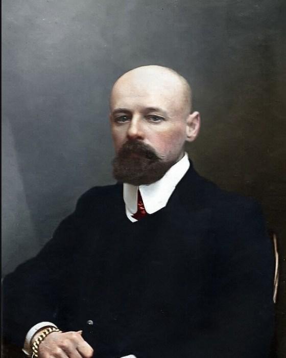 Владимир Пуришкевич. / Фото: www.pinimg.com