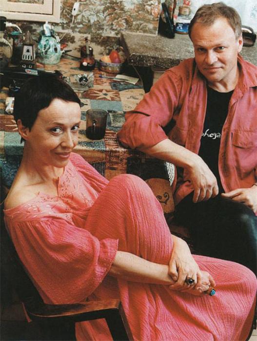 Ирина Печерникова и Александр Соловьёв. / Фото: www.24smi.org