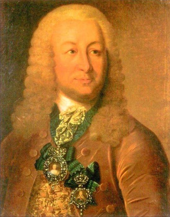 Жан-Арман де Лесток. / Фото: www.ytimg.com