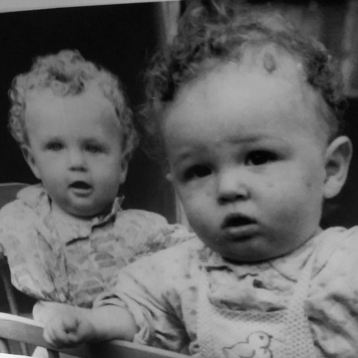 Игорь и Вадим в раннем детстве. / Фото: www.mtdata.ru