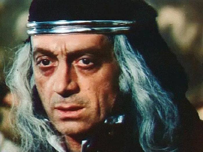 Нодар Мгалоблишвили, кадр из фильма «Иванко и царь Поганин». / Фото: www.kino-teatr.ru