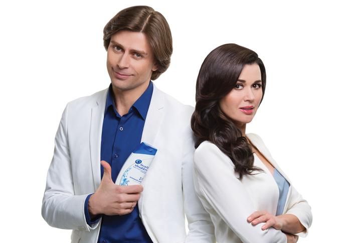 Анастасия Заворотнюк и Пётр Чернышёв. / Фото: www.maximonline.ru