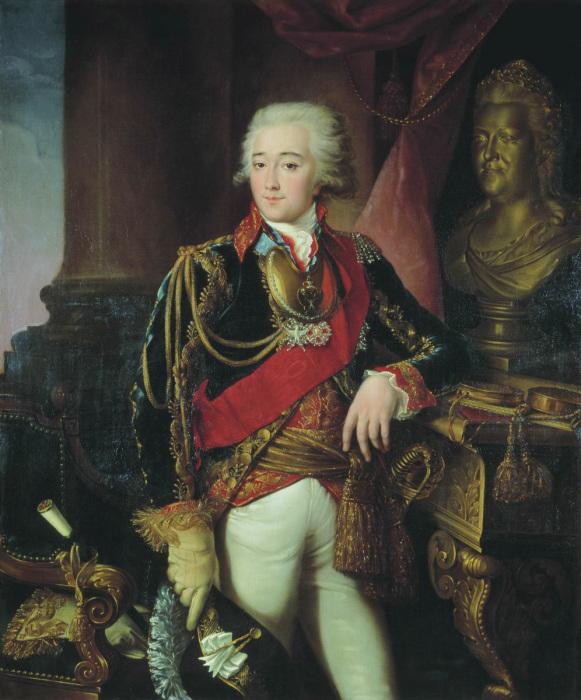 Александр Матвеевич Дмитриев-Мамонов. / Фото: www.art-catalog.ru