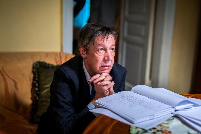 Михаил Ефремов. / Фото: www.mtdata.ru