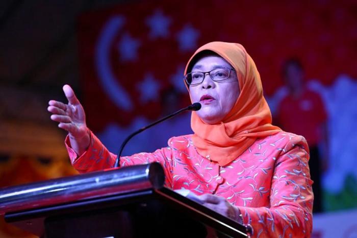 Халима Якоб - президент Сингапура. / Фото: www.thailand-news.ru
