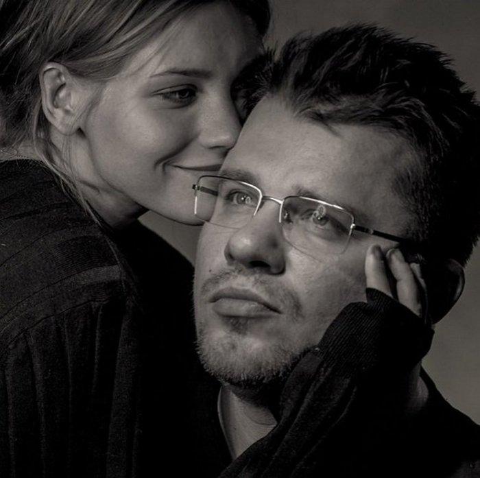 Кристина Асмус и Гарик Харламов. / Фото: www.versiya.info
