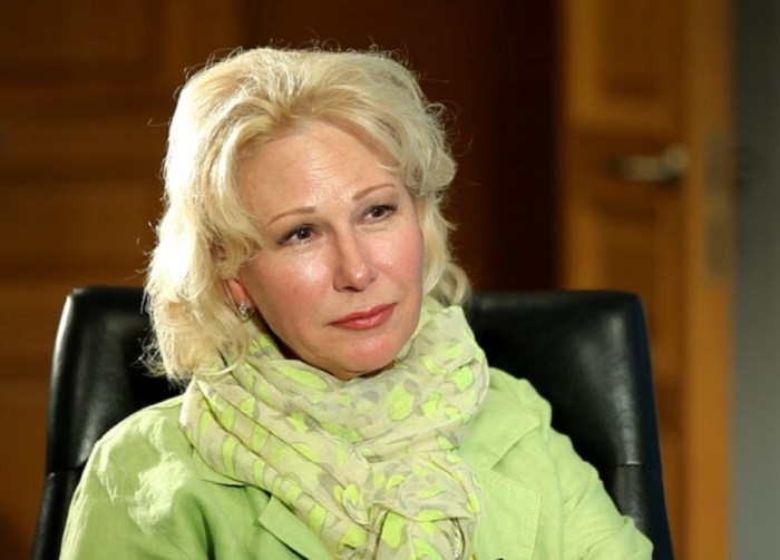 Наталья Кутасова. / Фото: www.tbn-tv.com