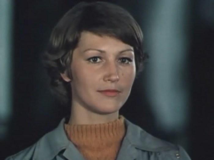 Татьяна Астратьева, кадр из фильма «Алтунин принимает решение». / Фото: www.kino-teatr.ru