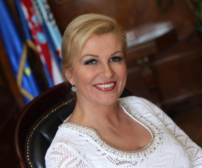 Колинда Грабар-Китарович - президент Хорватии. / Фото: www.thefamouspeople.com