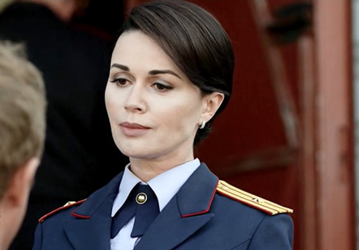 Анастасия Заворотнюк в фильме «Отдел». / Фото: www.kino-teatr.ru