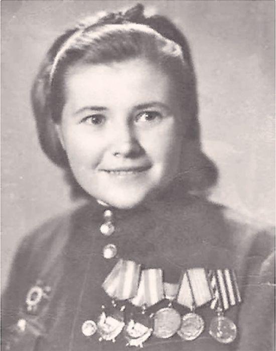 Екатерина Илларионовна Михайлова. / Фото: www.livejournal.com