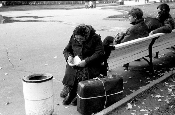 Москва, 1980-е. / Фото: www.stomakhin.ru