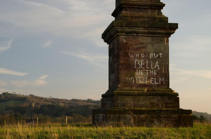Обелиск Уичбери, Вустершир, Англия. / Фото: www.insidehook.com