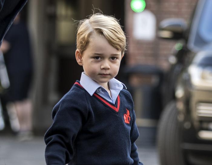 Принц Джордж. / Фото: www.choiz.me