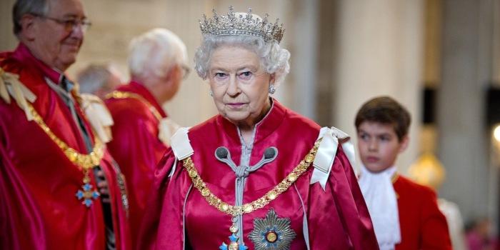 Елизавета II. / Фото: www.instyle.ru