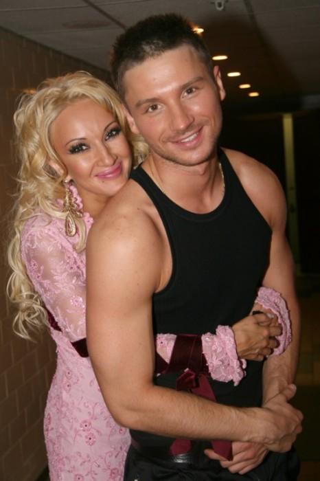 Лера Кудрявцева и Сергей Лазарев. / Фото: www.tchkcdn.com