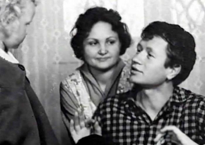 Леонид и Тамара Быковы с дочерью. / Фото: www.wellnesso.ru