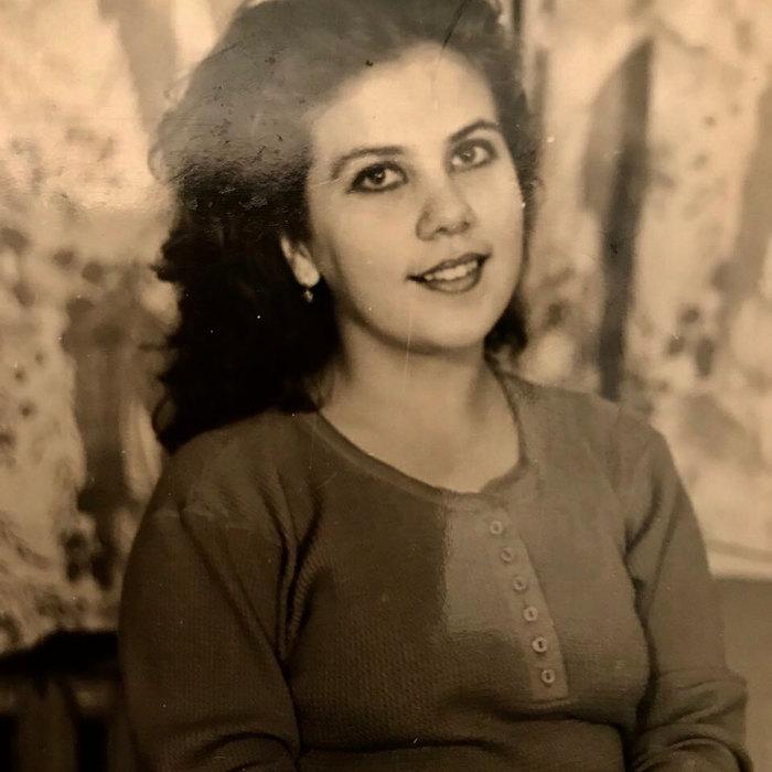 Марина Федункив в юности. / Фото: www.domashnyochag.ru