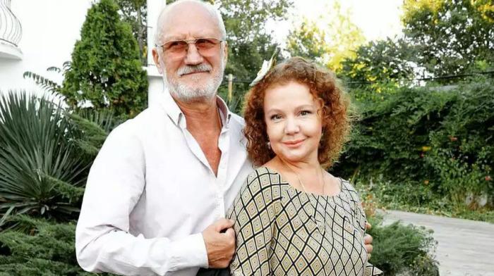 Юрий Беляев и Татьяна Абрамова. / Фото: www.best.samiyklass.ru