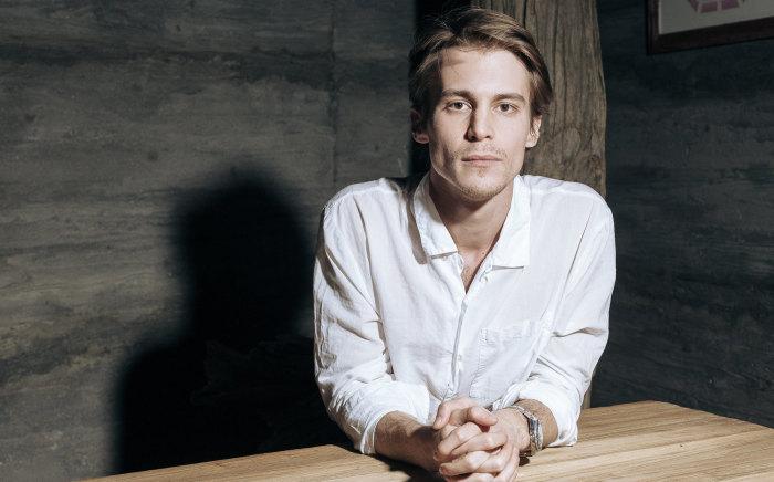 Иван Янковский. / Фото: www.esquire.ru