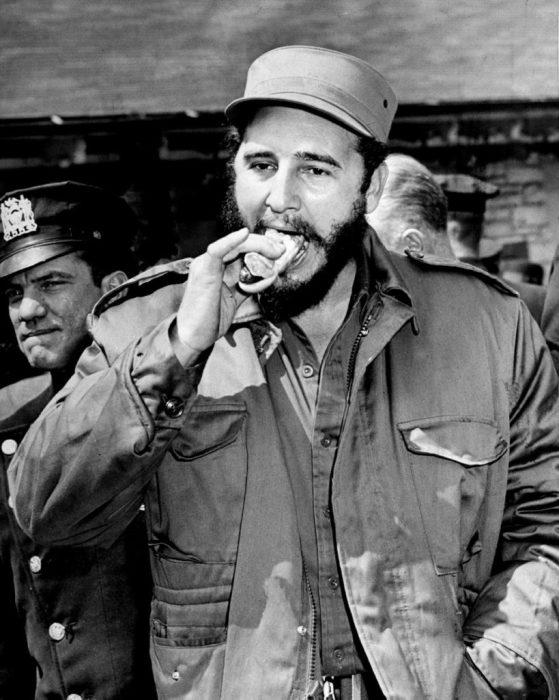 Фидель Кастро. / Фото: www.legendapress.ru