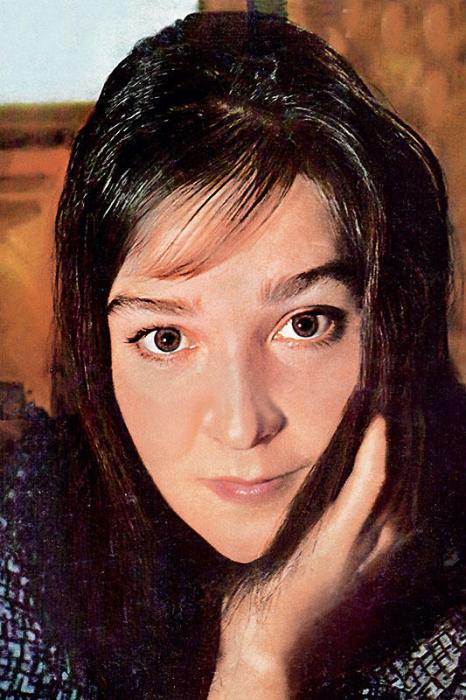 Александра Завьялова. / Фото: www.famousfix.com