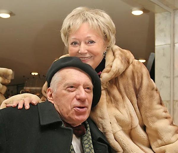 Сергей Колосов и Людмила Касаткина. / Фото: www.spektrnews.in.ua