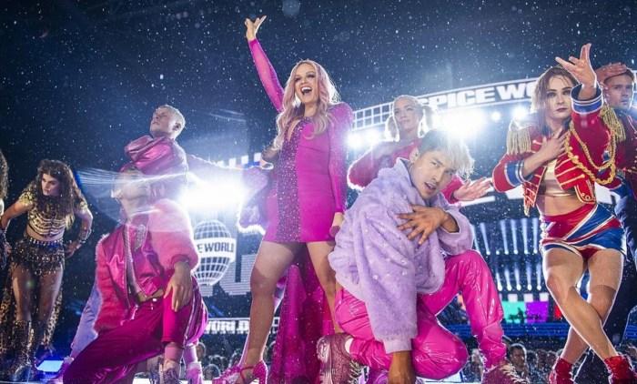 Spice Girls-2019. / Фото: www.dailymail.co.uk