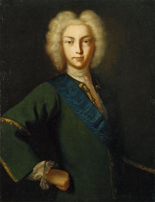 Пётр II. / Фото: www.libmir.com