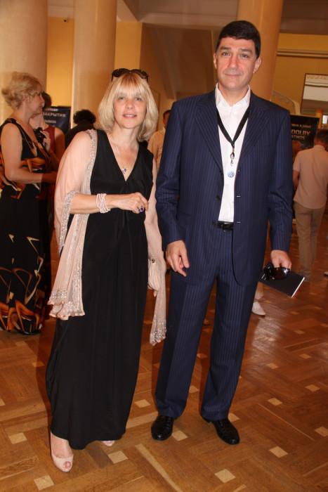 Вера Глаголева и Кирилл Шубский. / Фото: www.fastpic.ru