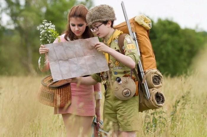 Кадр из фильма «Королевство полной луны», 2012 год. / Фото: www.yandex.net