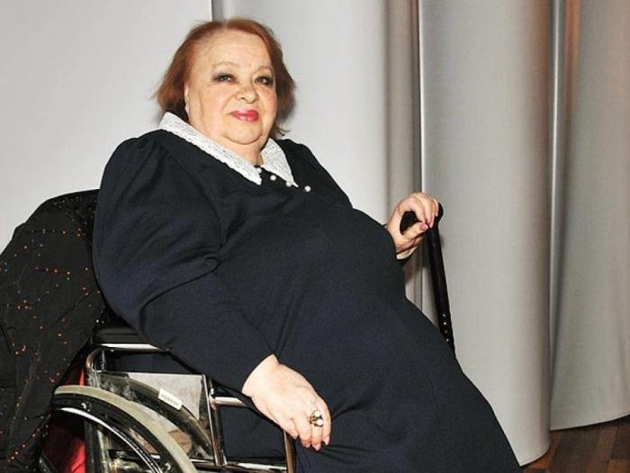 Наталья Крачковская. / Фото: www.novosti-tchasa.com