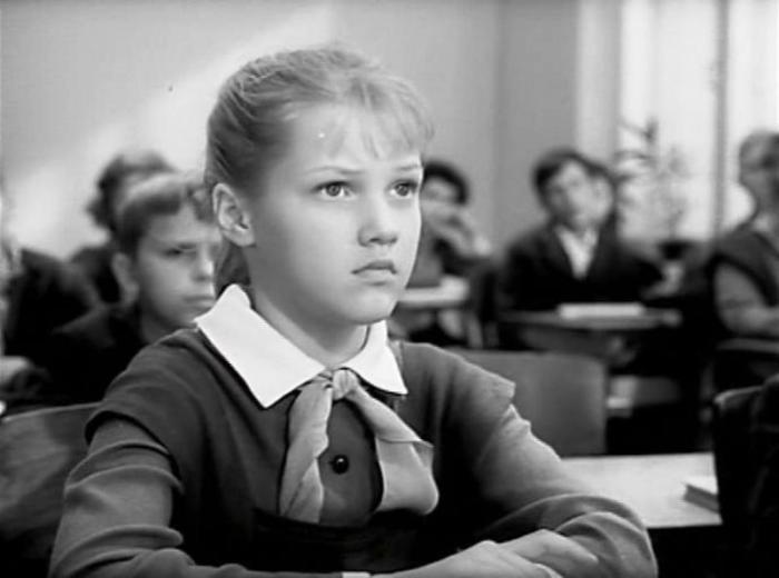 Елена Проклова в фильме «Звонят, откройте дверь!». / Фото: www.ndn.info