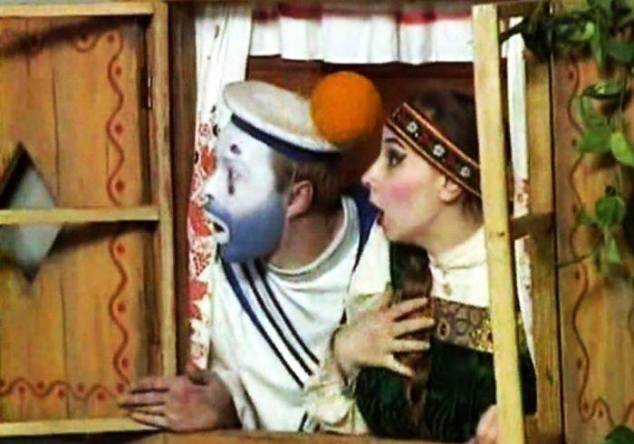 Вадим Набоков и Татьяна Иванова. / Фото: www.tvget.ru