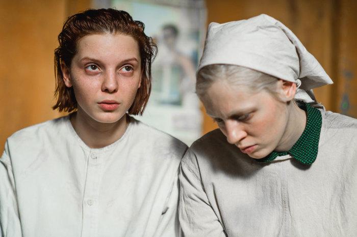 Кадр из фильма «Дылда». / Фото: www.kino-teatr.ru