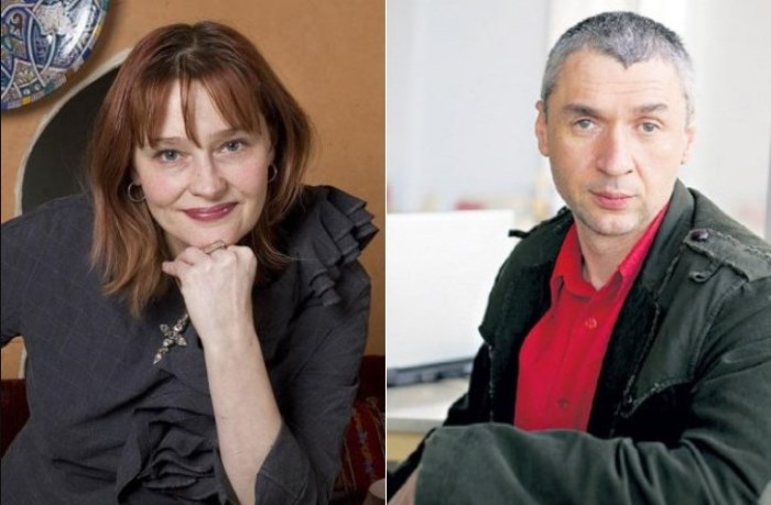 Елена Дробышева и Дмитрий Липскеров. / Фото: www.24smi.org
