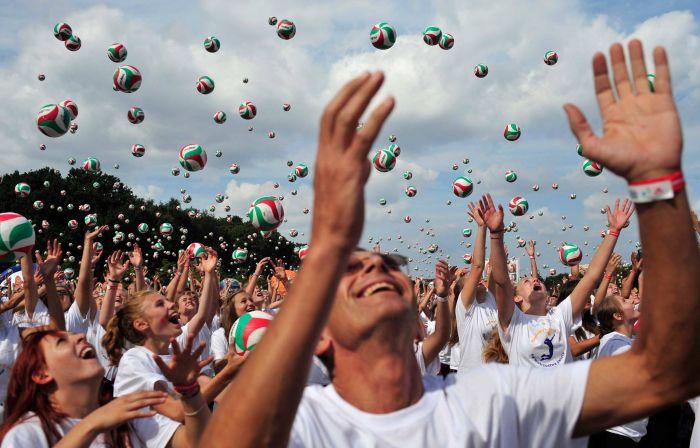 Итальянцы не спешат взрослеть. / Фото: www.gsapallavoloariano.it