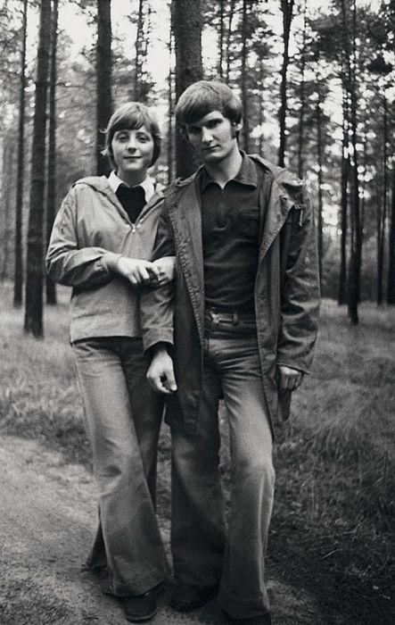 Ангела и Ульрих Меркель. / Фото: www.moyby.com