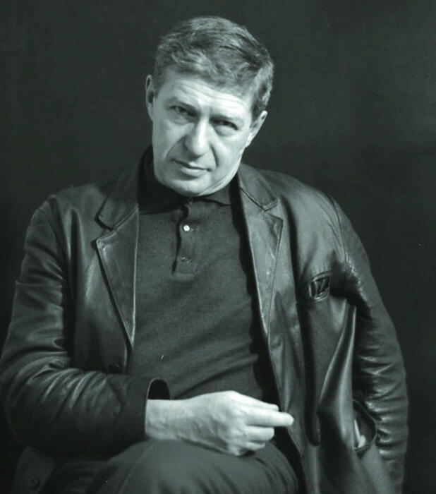 Яков Сегель. / Фото: www.russlovo.today