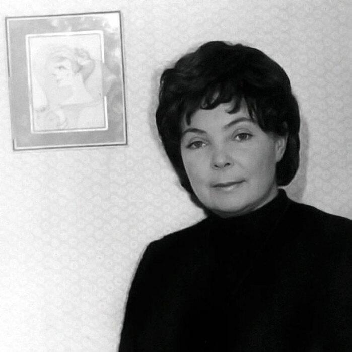 Ольга Аросева.  / Фото: www.kino-teatr.ru