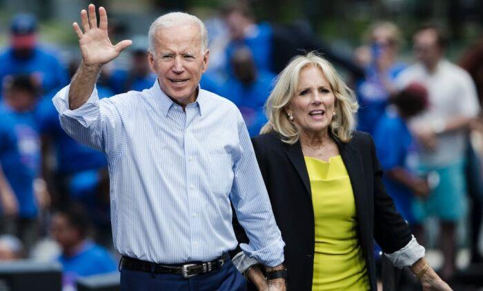 Джо и Джилл Байден. / Фото: www.insider.com