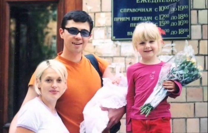 Сергей и Светлана Бодровы с детьми. / Фото: www.tvrain.ru