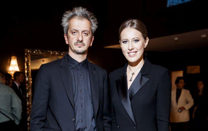 Ксения Собчак и Константин Богомолов. / Фото: www.kino-teatr.ru