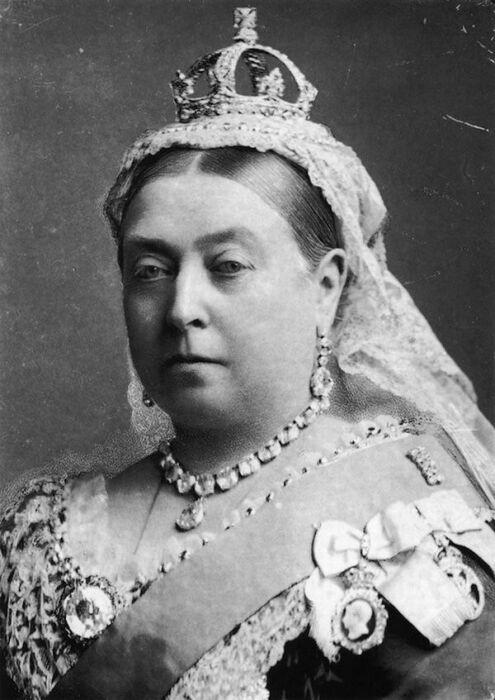 Королева Виктория.  / Фото: www.copypast.ru