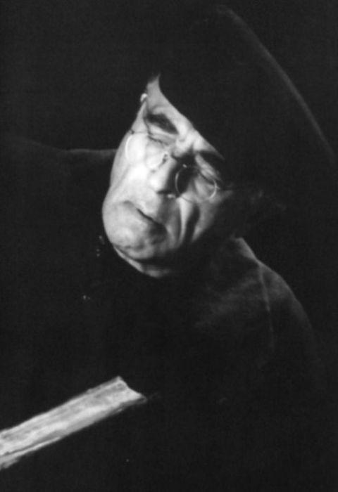 Владимир Этуш в спектакле «Закат». / Фото: www.vakhtangov.ru