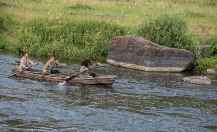 Кадр из сериала «Угрюм-река». / Фото: www.kinopoisk.ru