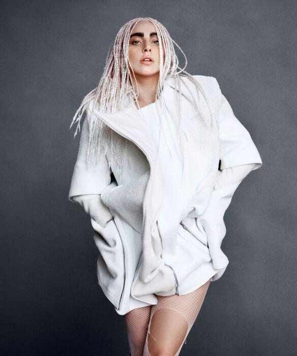 Леди Гага. / Фото: www.pinimg.com